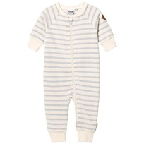 eBBe Kids Sox One-Piece Blue Fog Stripes Blue fog stripe