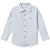 eBBe Kids Jimmy Classic Shirt Off White/Blue Stripes Offwhite/Blue stripe