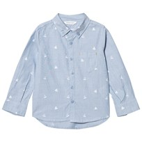 eBBe Kids Cabe Button Down Shirt Tilting Boats Tilting boats