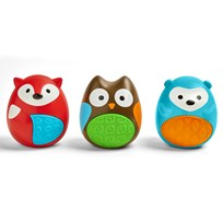Skip Hop Explore & More Egg Shaker Trio Multi