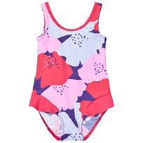 Reima Corfu Swimsuit Strawberry Red Strawberry red