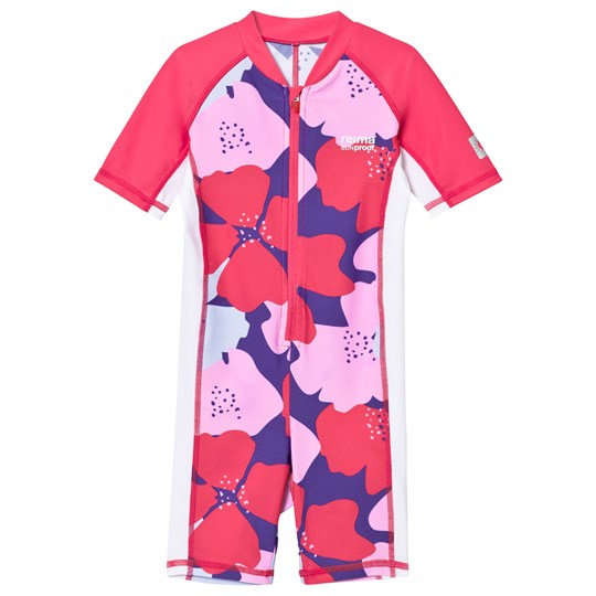 Reima Galapagos Swimsuit Strawberry Red Strawberry red