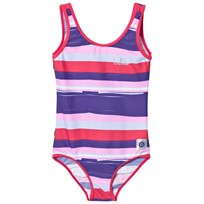 Reima Sumatra Swimsuit Strawberry Red Strawberry red