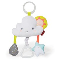 Skip Hop Silver Lining Cloud Stroller Toy Moln