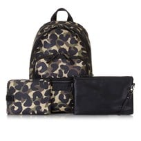 Tiba + Marl Elwoood Backpack Camo Camo