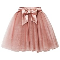 DOLLY by Le Petit Tom Romantic Long Tutu Dusty Pink Dusty Pink