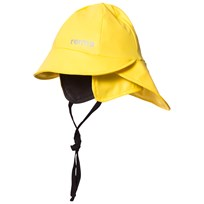 Reima Rainy Rain Hat Yellow Yellow