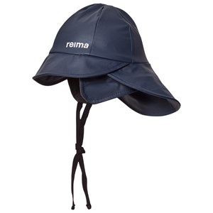Image of Reima Rainy Rain Hat Navy 50 (3-4 år) (3143209173)