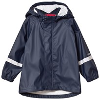 Reima Lampi Raincoat Navy Navy