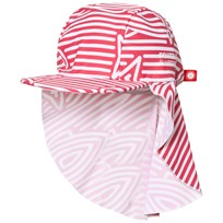 Reima Vesikko Sunhat Strawberry Red Strawberry red