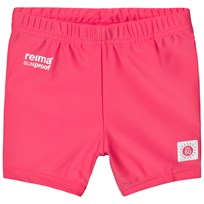 Reima Hawaii Swimming Trunks Strawberry Red Strawberry red