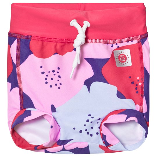 Reima Belize Swimming Trunks Strawberry Red Strawberry red