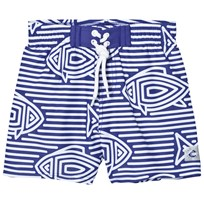 Reima Biitzi Swimming Trunks Ultramarine Blue Ultramarine blue