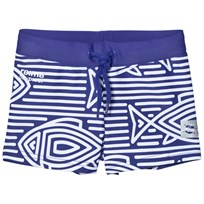 Reima Tonga Swimming Trunks Ultramarine Blue Ultramarine blue