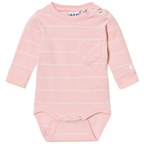 eBBe Kids Elva Baby Body Powder Pink/Off White Stripes Powder pink/offwhite stripe