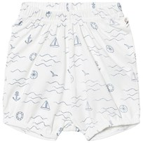 eBBe Kids Mexi Shorts Navy Waves Navy waves