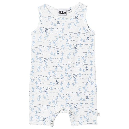ebbe Kids Maxim Baby Romper Floating Anchors Floating anchors