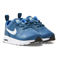 NIKE Blue Air Max Tavas Infants Trainers INDUSTRIAL BLUE/WHITE-PHOTO BLUE-BLACK