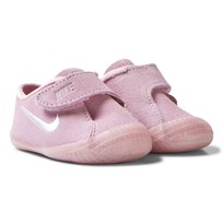 NIKE Pink Waffle Crib Trainers PRISM PINK/WHITE