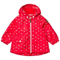 Reima Hymy Reimatec® Jacket Red Red