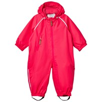 Reima Splash Reimatec® Coverall Strawberry Red Strawberry red