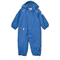 Reima Fudge Reimatec® Coverall Denim Blue Denim Blue