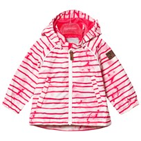 Reima Hihitys Reimatec® Jacket Strawberry Red Strawberry red