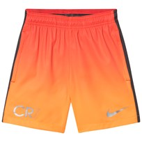 NIKE Red Ombre CR7 Squad Shorts TART/ANTHRACITE/METALLIC SILVER