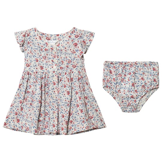 Ralph Lauren Floral Print Dress Bloomer 001