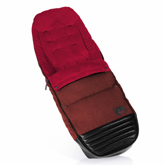 Cybex Priam Footmuff Mars Red Rød