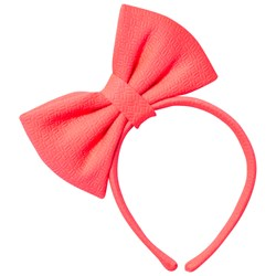Billieblush Pink Giant Bow Headband