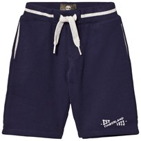 Timberland Clothing Bermuda Shorts Marinblå Black and White