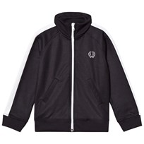 Fred Perry Kids Track Jacket Navy/White Blue
