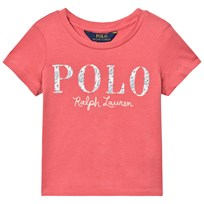 Ralph Lauren Pink Polo Applique Tee 003