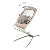 Skip Hop Uplift Multi-Level Baby Bouncer Grey