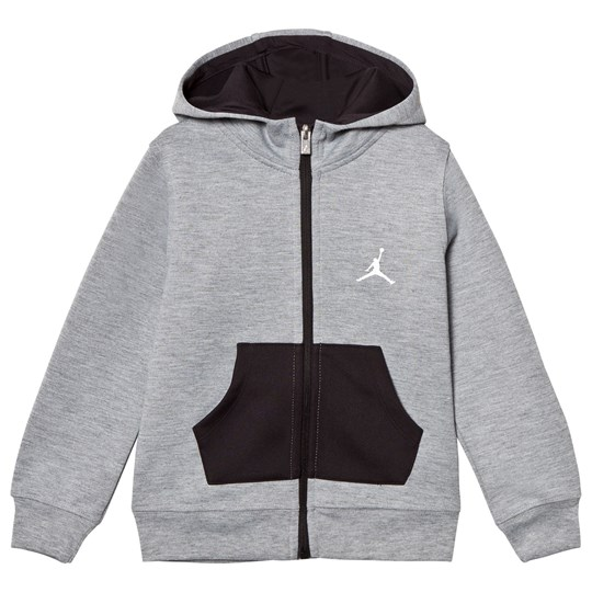 Air Jordan Grey Play In Hoodie 042