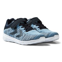 Hummel Effectus Knitted Jr Stone Blue Stone Blue