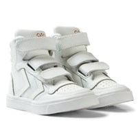 Hummel Stadil Mix Jr White White