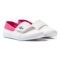 Lacoste White Marice Infant Canvas Upper B53