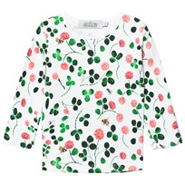 Anïve For The Minors Long Sleeved T-Shirt Clover White/Multi White/multi