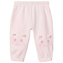 United Colors of Benetton Light Pink Sweatpants