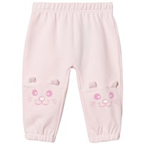 United Colors of Benetton Light Pink Sweatpants Pink