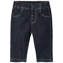 United Colors of Benetton Dark Blue Jeans Trousers Dark Blue