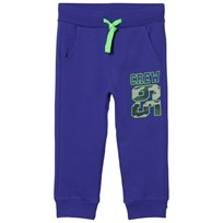 United Colors of Benetton Blue Sweatpants Blue