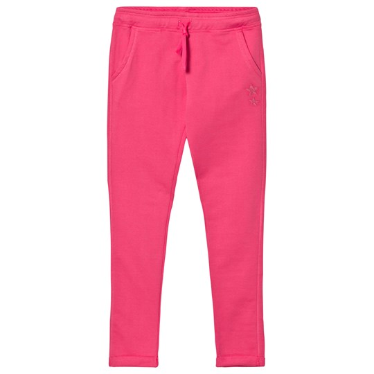 United Colors of Benetton Dark Pink Sweatpants Pink