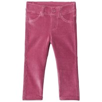 United Colors of Benetton Purple Trousers Purple