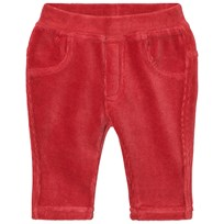 United Colors of Benetton Red Trousers Punainen