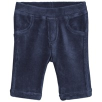 United Colors of Benetton Blue Corduroy Trousers Blue