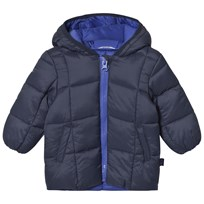 United Colors of Benetton Dark Blue Jacket Blue