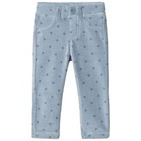 United Colors of Benetton Light Blue Trousers Blue